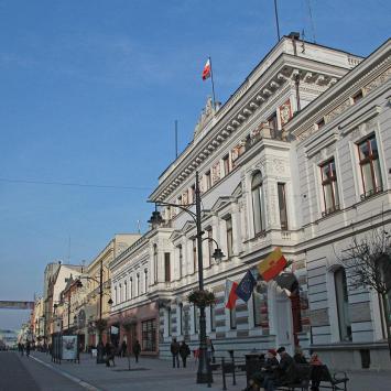 Pałac Juliusza Heinzla w Łodzi