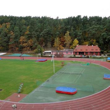 Stadion Leśny w Sopocie