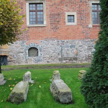 Zamek w Piotrkowie Trybunalskim - zdjęcie