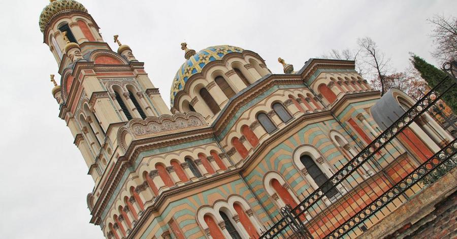 Cerkiew Św. Aleksandra w Łodzi - zdjęcie