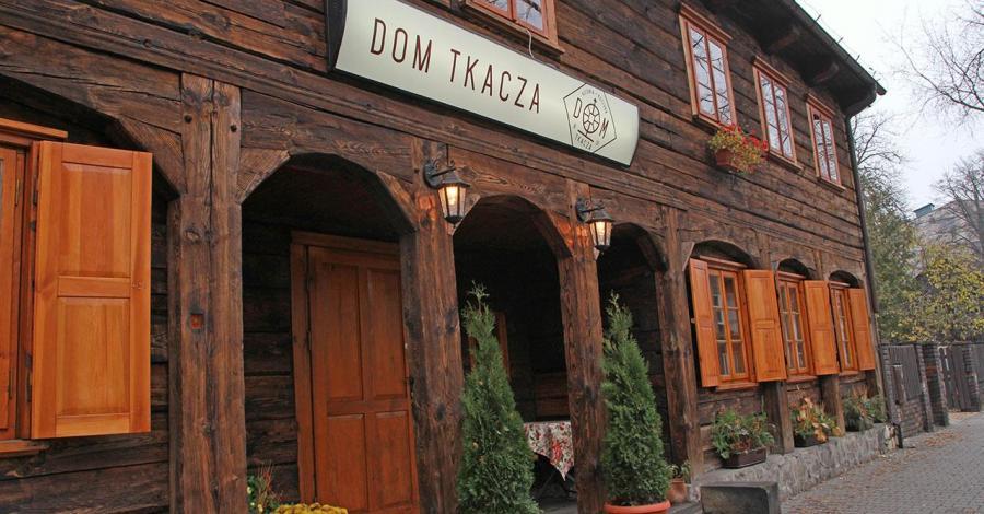 Dom Tkacza w Pabianicach - zdjęcie