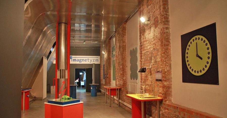 Experymentarium w Łodzi - zdjęcie
