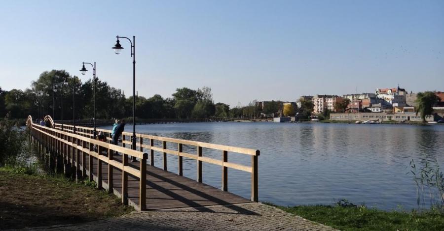 Jezioro Chełmżyńskie - zdjęcie
