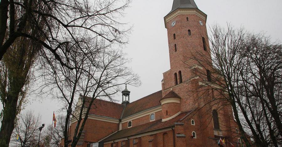 Kościół Św. Mateusza w Pabianicach - zdjęcie