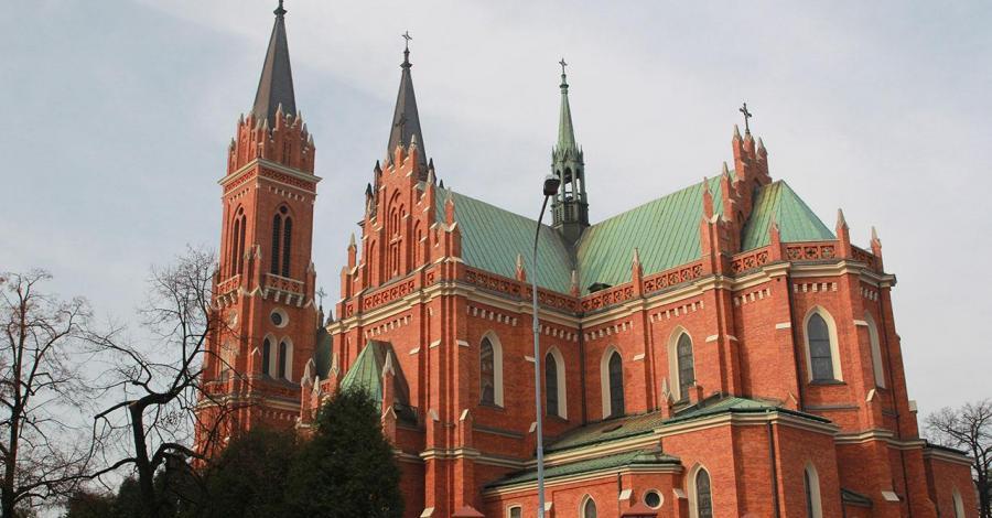 Kościół Wniebowzięcia NMP w Łodzi - zdjęcie