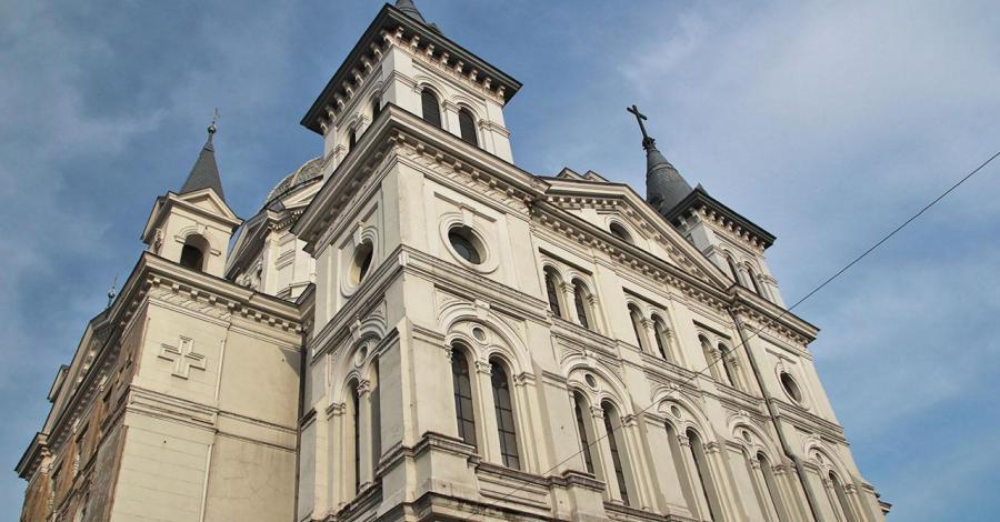 Kościół Zesłania Ducha Św. w Łodzi - zdjęcie