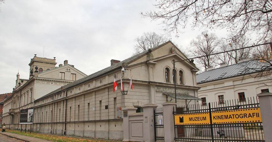 Muzeum Kinematogafii w Łodzi - zdjęcie