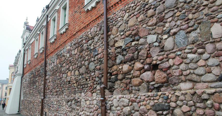 Mury miejskie w Piotrkowie Trybunalskim - zdjęcie