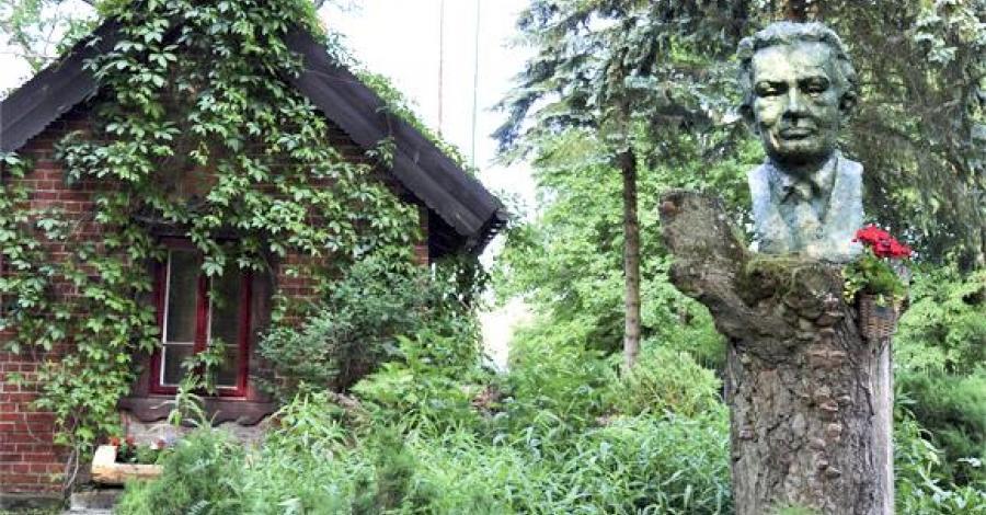 Muzeum Gałczyńskiego w Rucianem Nidzie - zdjęcie
