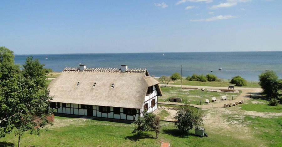 Osada Łowców Fok w Rzucewie - zdjęcie