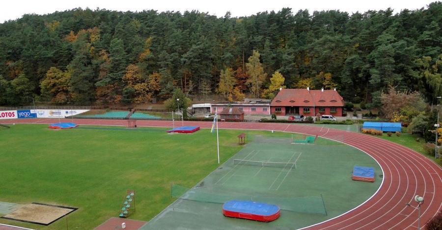 Stadion Leśny w Sopocie - zdjęcie