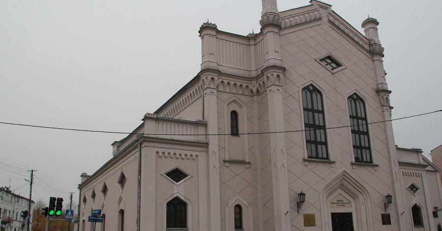 Synagoga w Piotrkowie Trybunalskim - zdjęcie