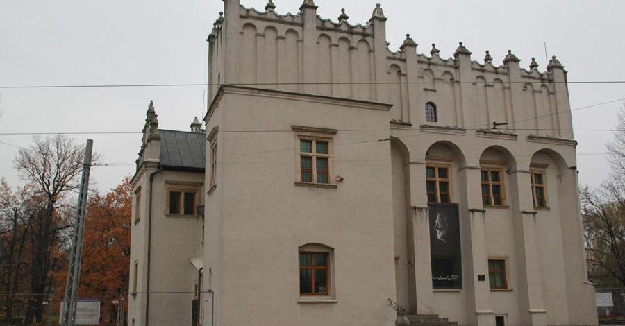 Zamek w Pabianicach - zdjęcie