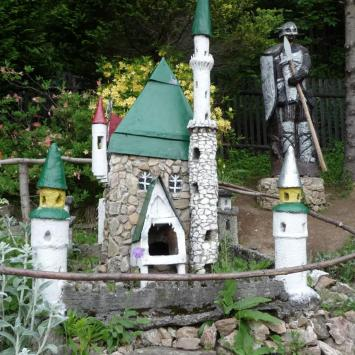 Ogród Bajek w Międzygórzu