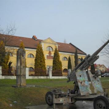 Spichlerz Dworski w Tarnobrzegu