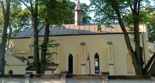 Sanktuarium w Jodłówce - zdjęcie