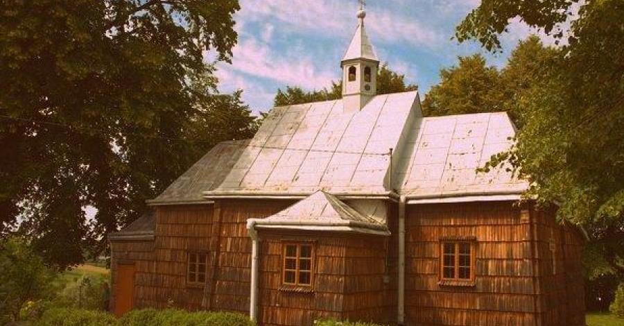 Cerkiew w Hawłowicach - zdjęcie