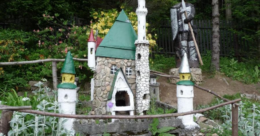 Ogród Bajek w Międzygórzu - zdjęcie