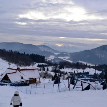 Stok narciarski Palenica, MelanosChole