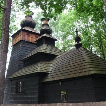 cerkiew w Powrożniku, violus