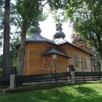 cerkiew w Krynicy-Zdrój, violus