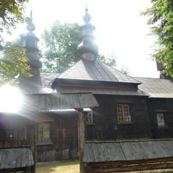 cerkiew w Jastrzębiku, violus