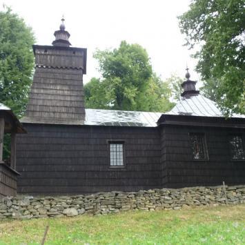 cerkiew w Leluchowie, violus