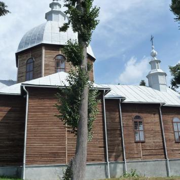 cerkiew w Złockiem, violus
