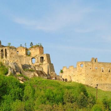 Zamek w Odrzykoniu