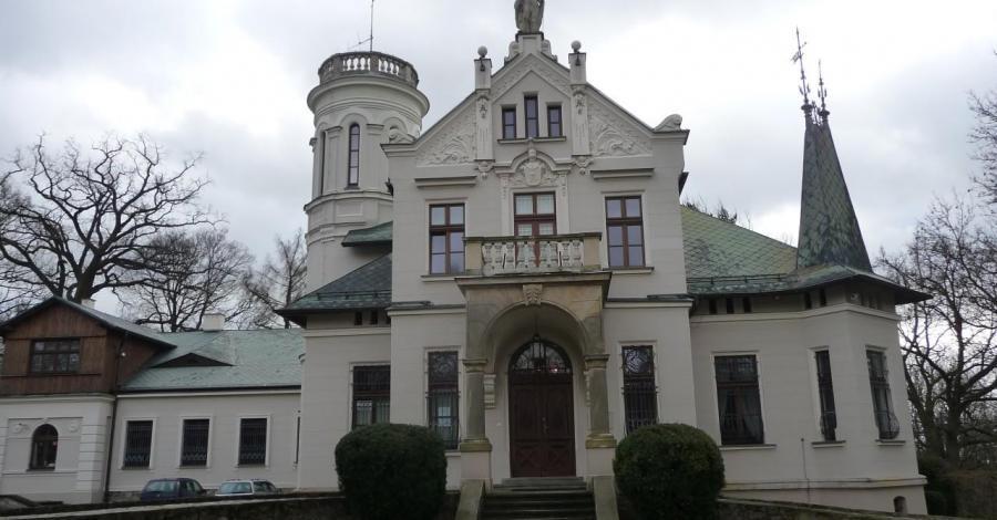 W posiadłości polskiego noblisty - zdjęcie