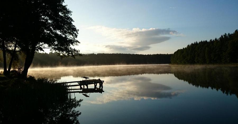 Jezioro Czarna Kuta - zdjęcie