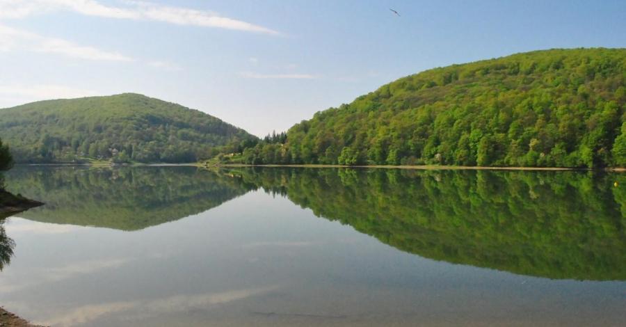Jezioro Myczkowskie - zdjęcie