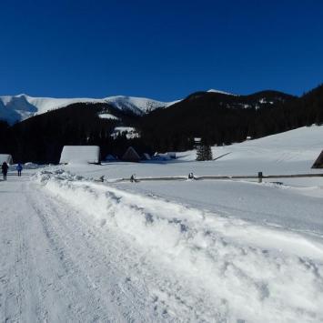 Zimowy weekend w Dolinie Chochołowskiej