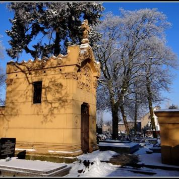 Kaplica Zawiszów Czarnych w Chełmży