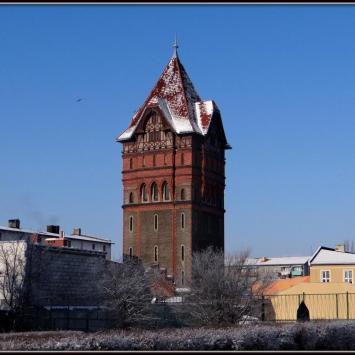 Wieża ciśnień w Chełmży