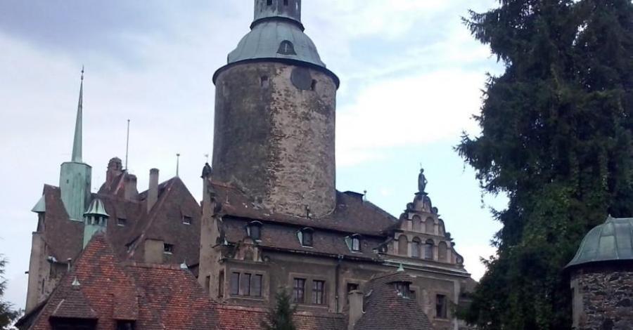 Powrót do zamku Czocha, mokunka