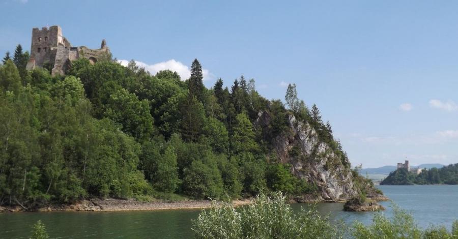 Czorsztyn - zamek, Wojtek