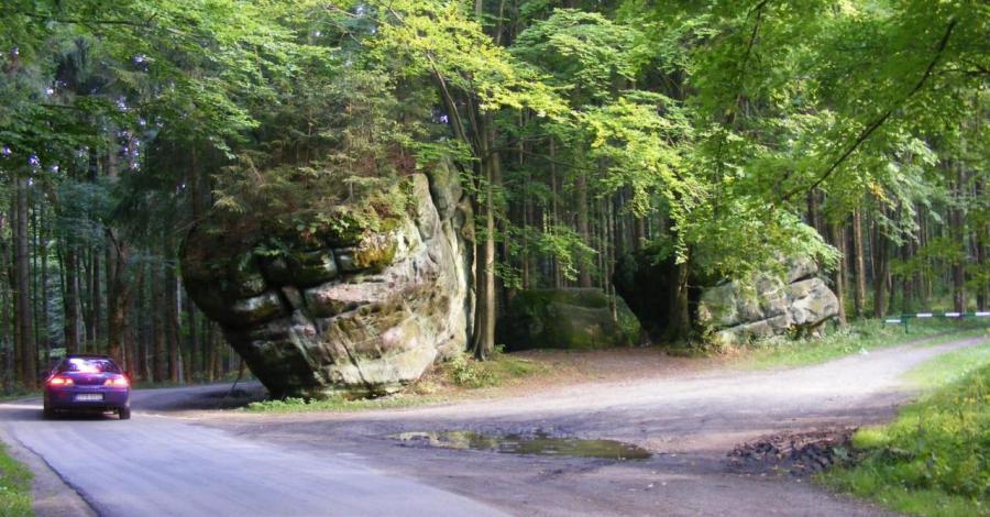 Droga Stu Zakrętów, Wojtek