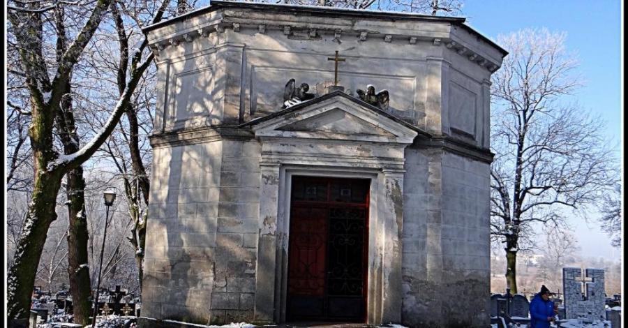 Kaplica rodu von Kalksten w Chełmży - zdjęcie