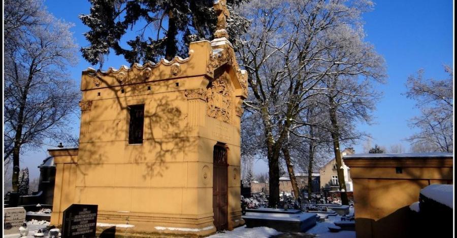 Kaplica Zawiszów Czarnych w Chełmży - zdjęcie