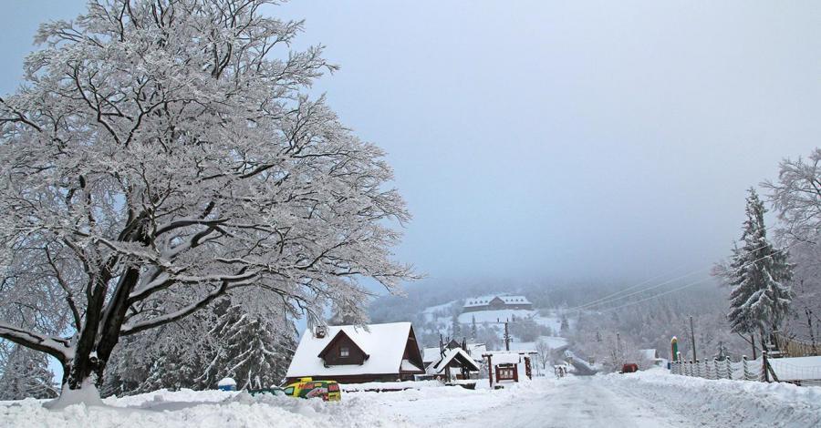 Równica w Beskidzie Śląskim - zdjęcie