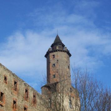 Zamek Grodno i Sztolnie Walimskie - zdjęcie