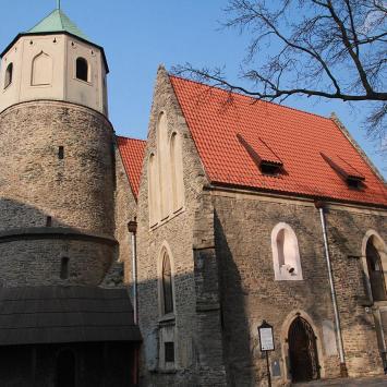 Rotunda Św. Gotarda w Strzelinie - zdjęcie