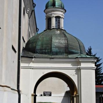 Bazylika w Leżajsku - zdjęcie