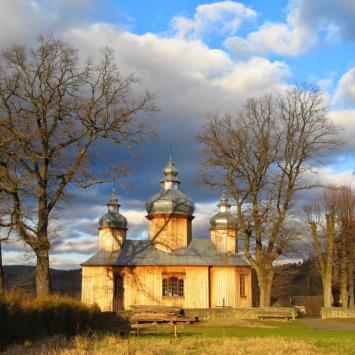 Szlakiem cerkwii z Birczy w Góry Słonne - zdjęcie