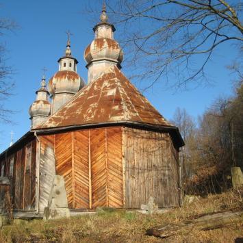 Cerkiew w Lipie