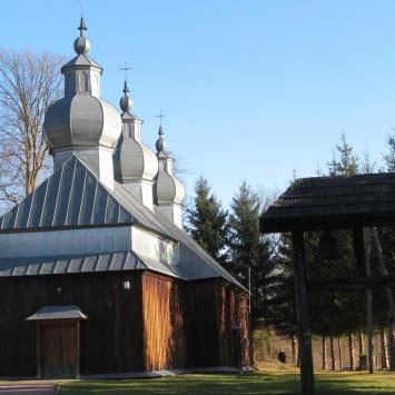 Cerkiew w Brzeżawie