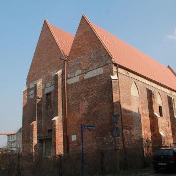 Kościół Św. Piotra i Pawła w Brzegu