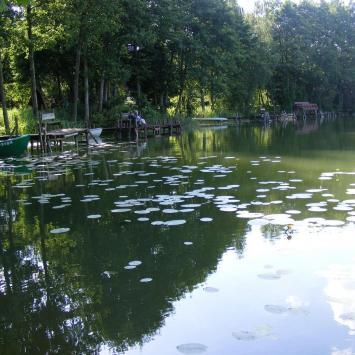Jezioro Wysokie Brodno
