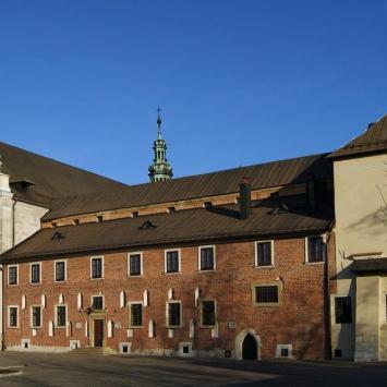 Klasztor w Mogile